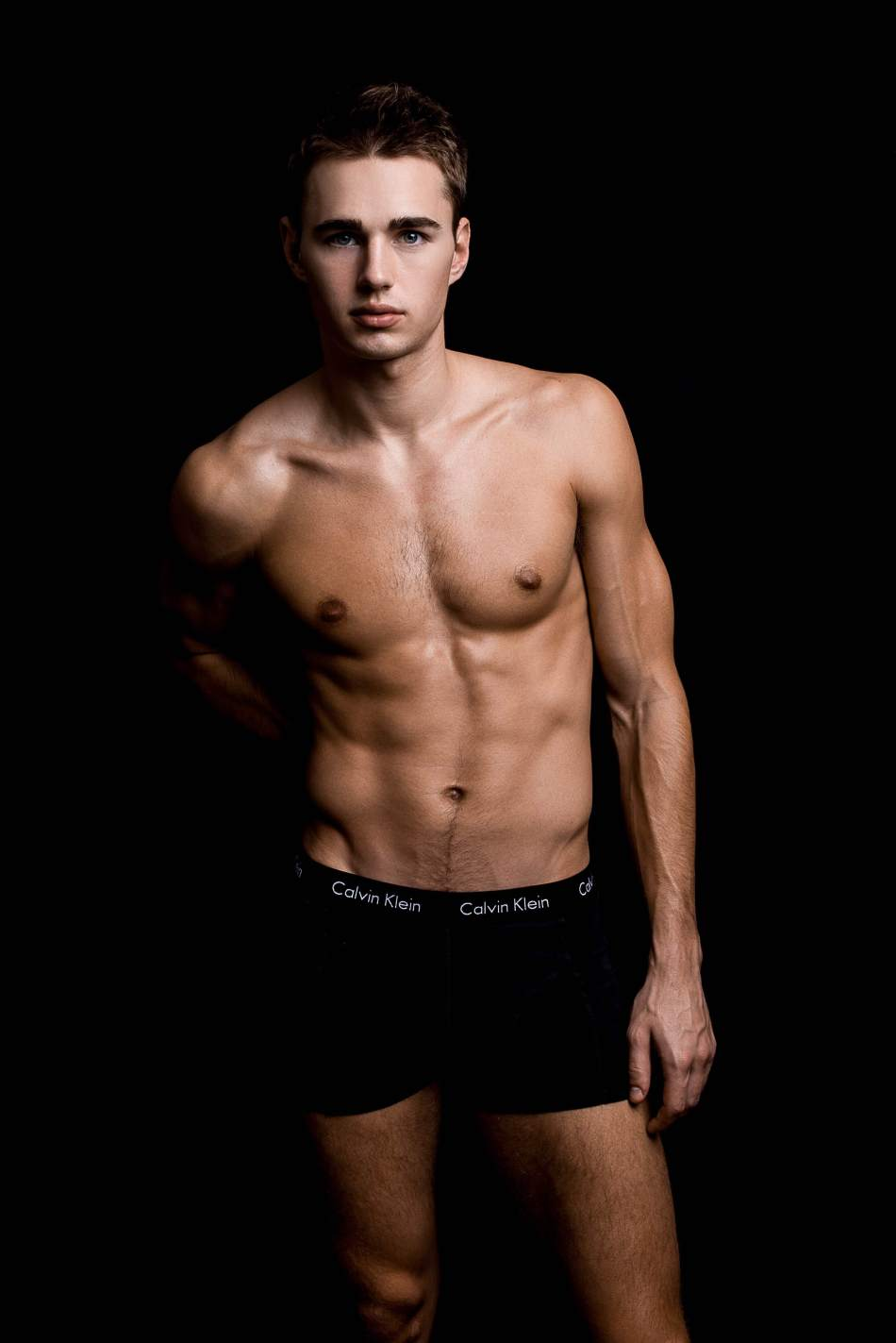 Over the course of the past six months few models have had quite the immediate success as Evan Harman.