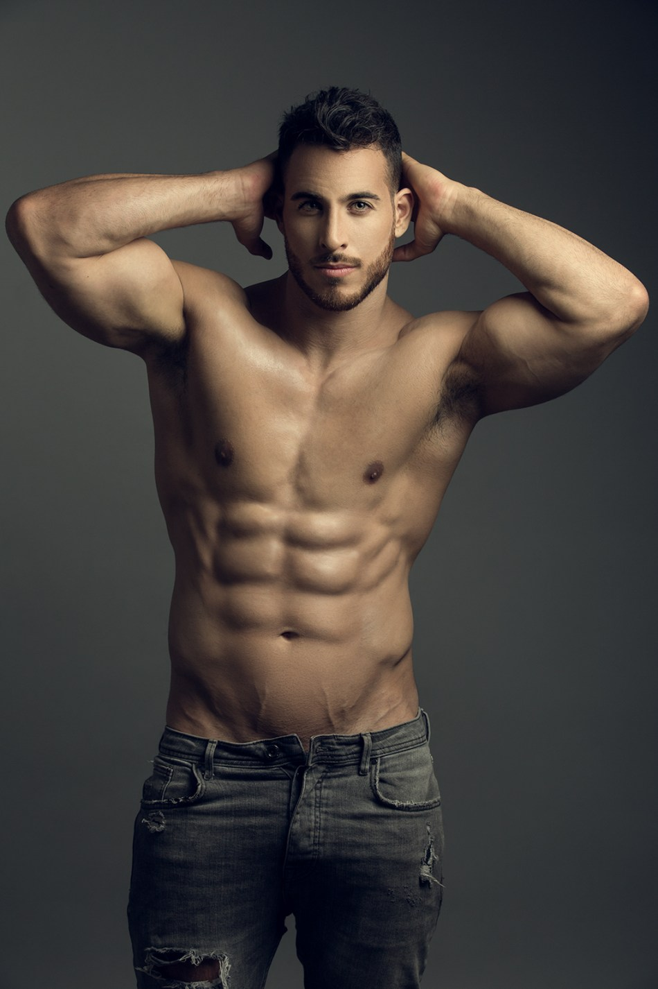 Eyal Berkover by Angel Ruiz