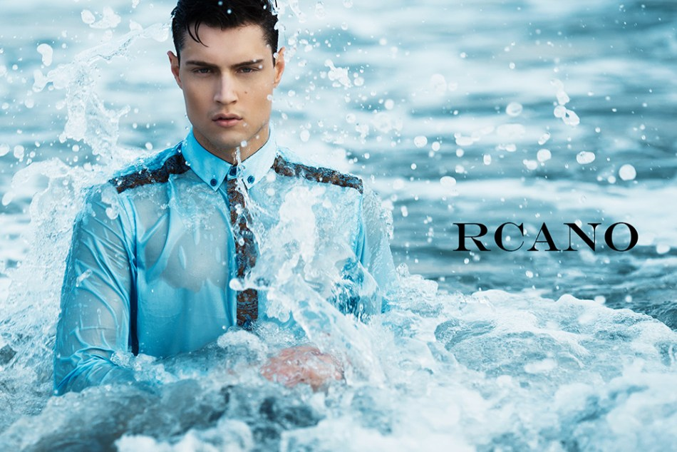 Presenting the launch of our Spring Summer 2016 Campaign, which was shot at one of Hong Kong's most beautiful and hidden beaches. For this season, the key color that predominates is green, projecting different shades of it, as well as other colors like grey, brown and blue. RCANO's new SS16 collection is based on 100% cotton fabrics, silk components and unique wood and metal buttons, reflecting a young and fresh style for this summer, defined by a mixture of characteristic graphic shapes.