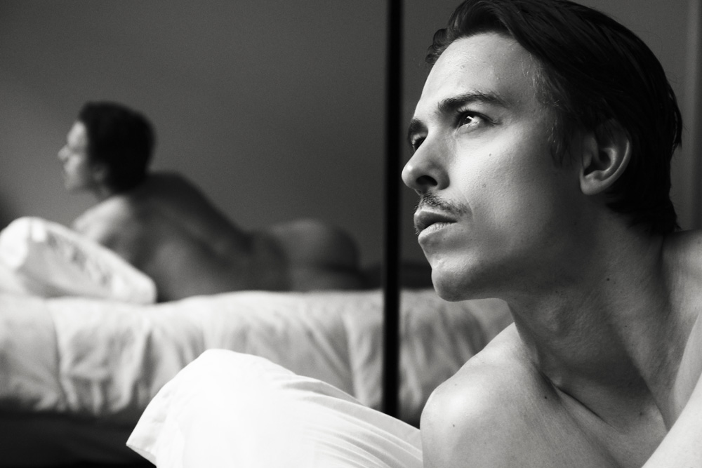 """Proyect by photographer Balthier Corfi titled """"California Chronicles"""" with Mike Scocozza at MSA Models."""