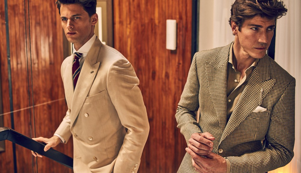 Weekend vibes by Personal Tailoring   Efforless pieces of supreme quality available at Personal Tailoring corners in selected stores all over the world.