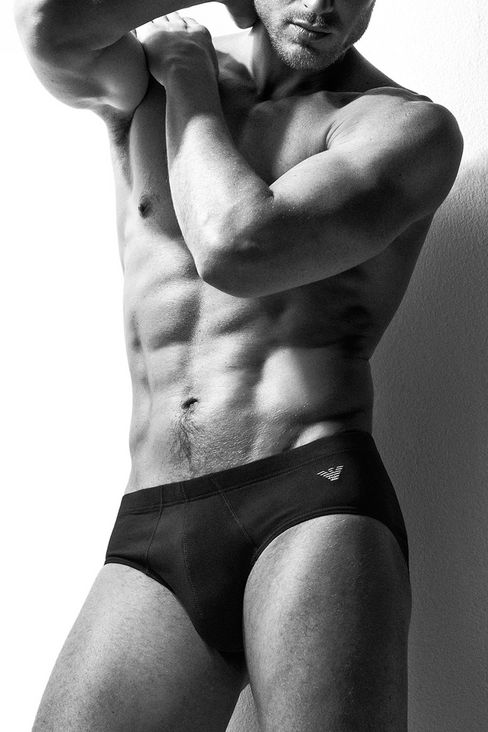 Jason Morgan for Emporio Armani Underwear Catalogue 2016 (5)
