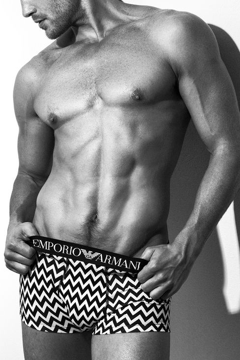 Top model Jason Morgan is posing in the new ads packing of Emporio Armani Underwear also he's in the Underwear Catalogue 2016. So if you shop some pair of you will see Jason on it.