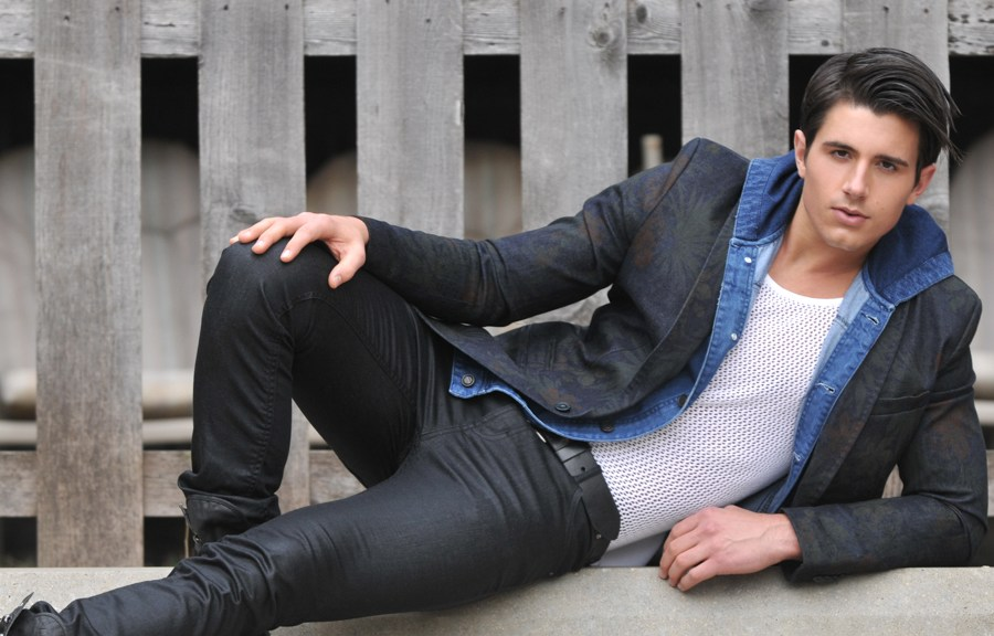 Handsome actor/model Jordan Woods clearly is not going to accept anything but the very best for himself as he launches his career from small-town Indiana, USA.