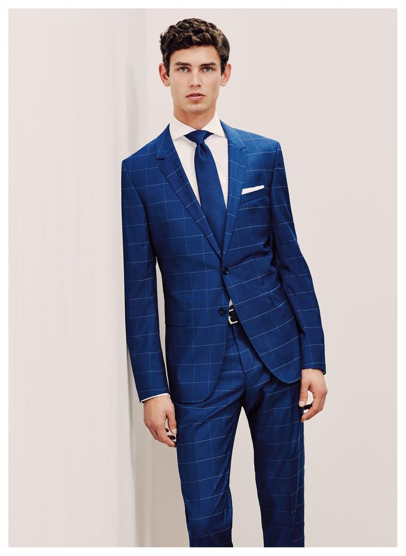 ommy Hilfiger - Tailored Collection S:S 2016  (2)