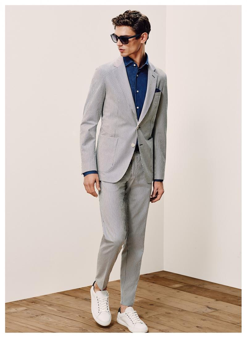 ommy Hilfiger - Tailored Collection S:S 2016  (5)