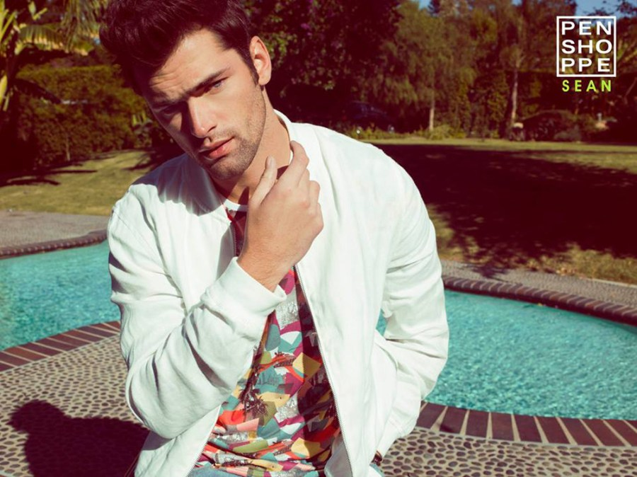 Sean O'Pry for Penshoppe SS16 (2)