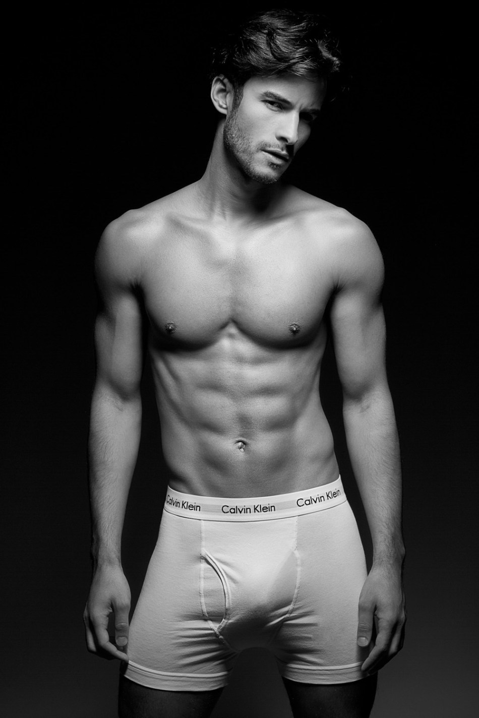 New editorial for CK shot by Julian Restrepo feat. Renato Freitas (mother agency Fly Models), Next Model Miami.