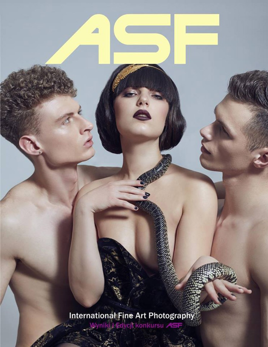 """7 Romances"" with Polish Actress Michalina Olszańska for ASF, talents are Alex, Marcin, Tomasz, Jędrek, Aleksander, Kamil from JMP Agency all captured and concept by Wojciech Jachyra."