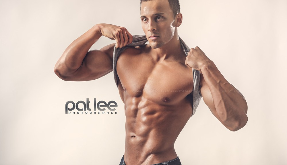 The perfect specimen -- Jorge Guevara. With a stunning physique, model Jorge Guevara embodies male perfection.