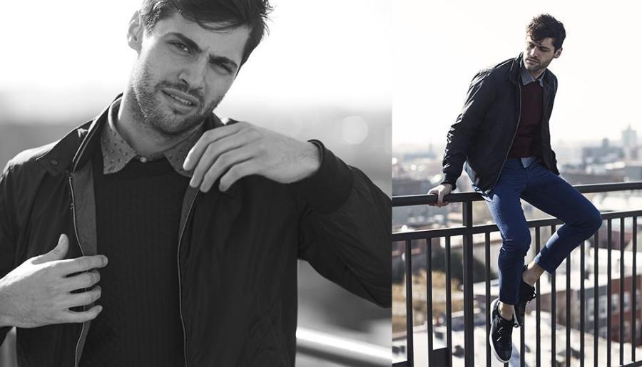 Matthew Daddario // The Luxer - Photographer: Riccardo Vimercati - Styling: Barry Samaha - Grooming: Enrico Mariotti