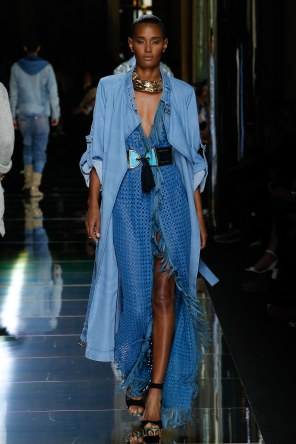 BALMAIN MENSWEAR SPRING SUMMER 2017 PARIS (11)