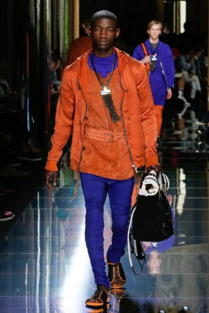 BALMAIN MENSWEAR SPRING SUMMER 2017 PARIS (26)