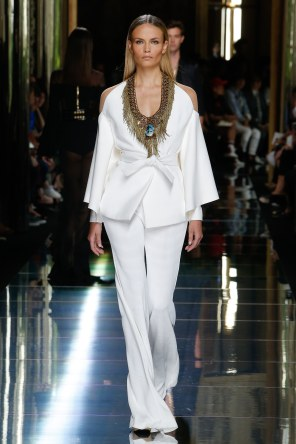 BALMAIN MENSWEAR SPRING SUMMER 2017 PARIS (77)