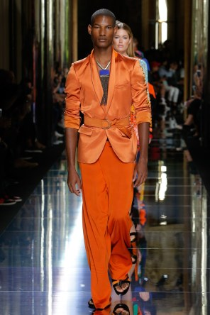 BALMAIN MENSWEAR SPRING SUMMER 2017 PARIS (79)