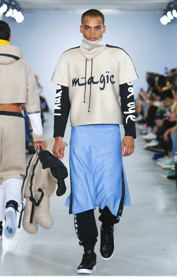 BOBBY ABLEY MENSWEAR SPRING SUMMER 2017 LONDON (1)