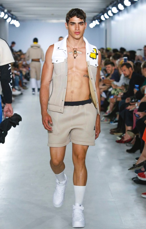 BOBBY ABLEY MENSWEAR SPRING SUMMER 2017 LONDON (2)