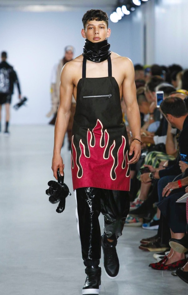 BOBBY ABLEY MENSWEAR SPRING SUMMER 2017 LONDON (6)