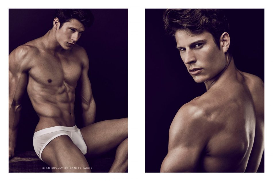 "FTape exclusive presents ""Obsession #17"" featuring model Eian Scully who looks so hot AF shooting by Daniel Jaems."