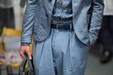 GIORGIO ARMANI MENSWEAR SPRING SUMMER 2017 MILAN Basckstage (2)