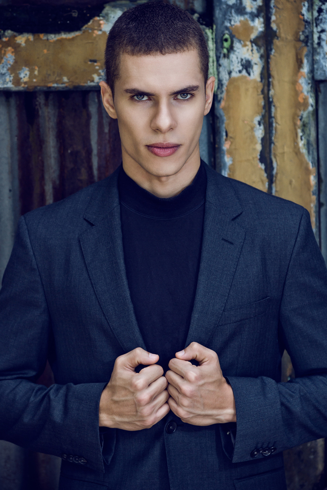 Brazilian Model Paulo Damazio represented by GME Malaysia in Kuala Lumpur, updates his portfolio with a recent session styled and captured by photographer Jason Oung.