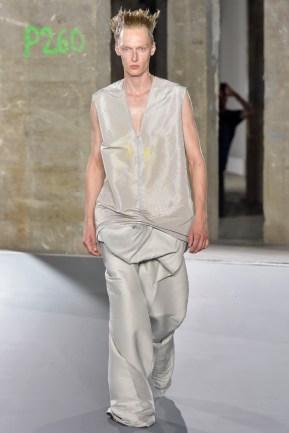 Rick Owens show, spring summer 2017, Paris Men's Fashion Week, France - 23 June 2016