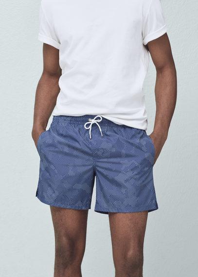 The Beach Shop MANGO Man Summer 2016