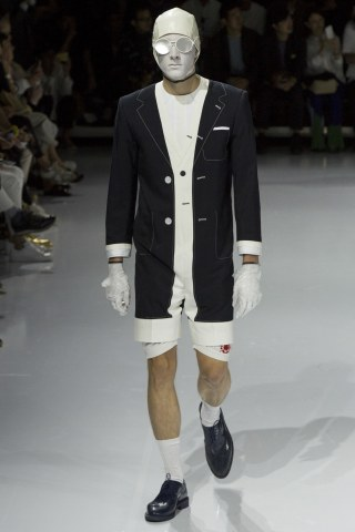 THOM BROWNE MENSWEAR SPRING SUMMER 2017 PARIS (35)