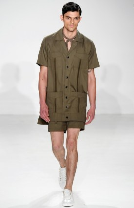 CARLOS CAMPOS MENSWEAR SPRING SUMMER 2017 NEW YORK