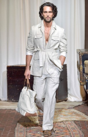 JOSEPH ABBOUD MENSWEAR SPRING SUMMER 2017 NEW YORK (5)