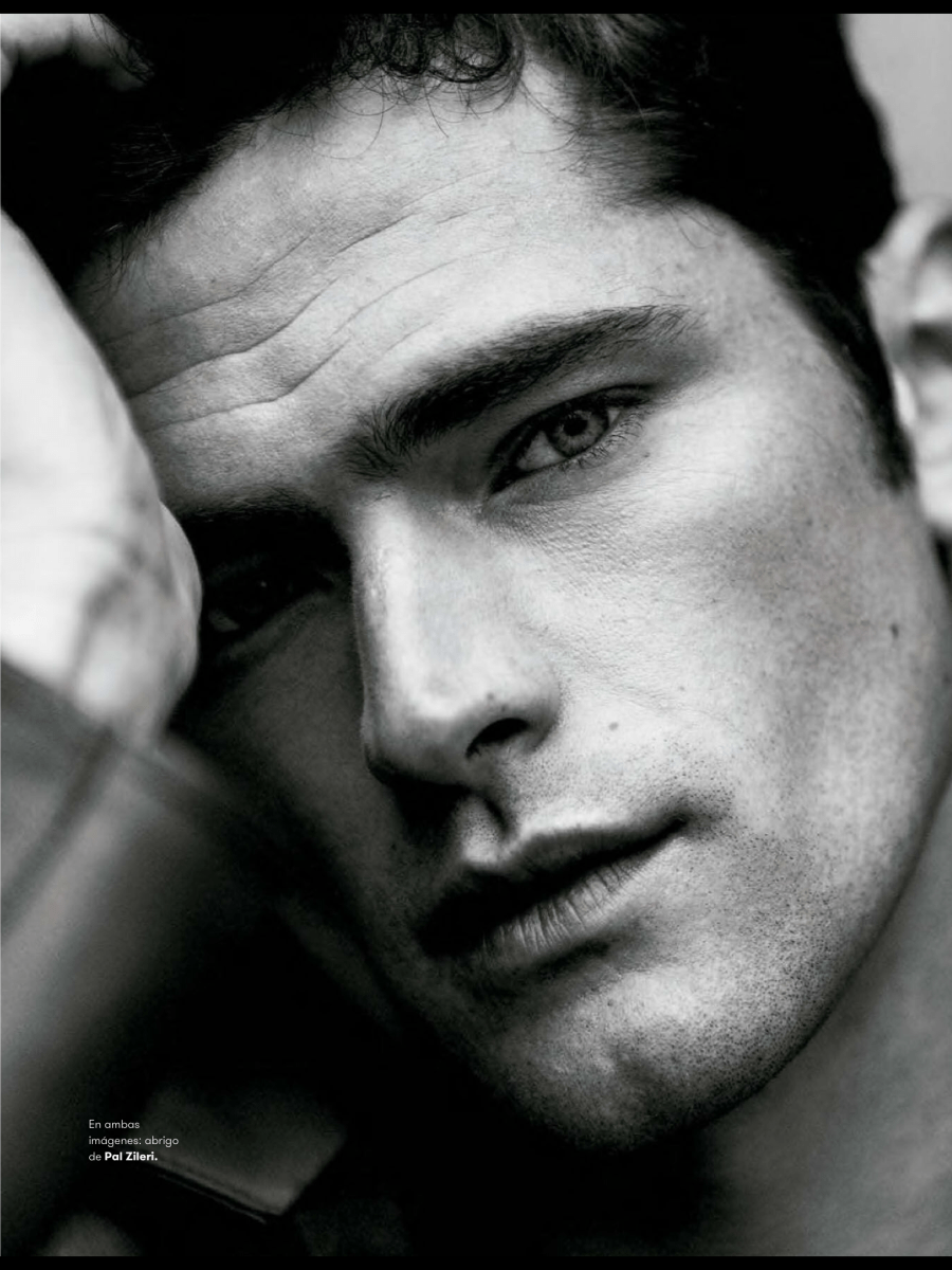 Sean O'Pry for L'Officiel Hommes Spain 2016 by Javier Tomas Biosca