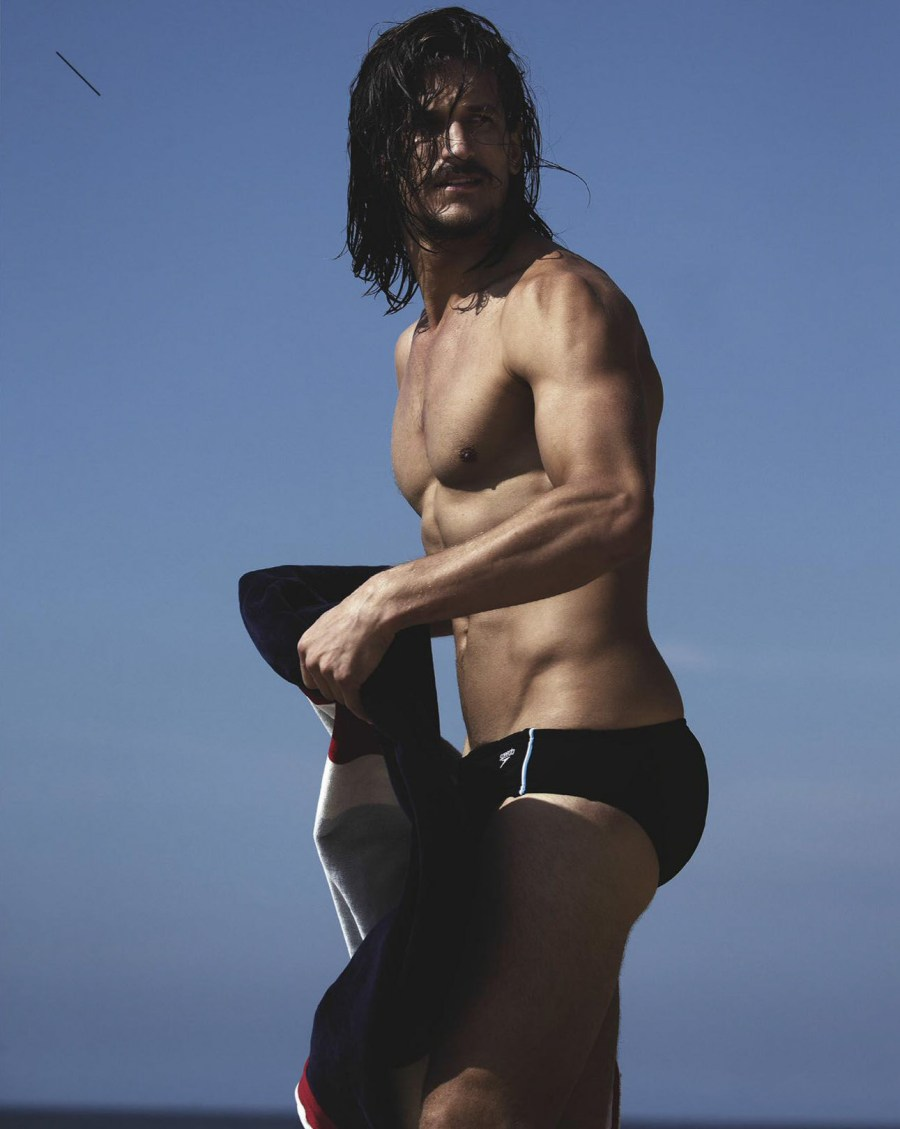Jarrod Scott for  GQ Australia August 2016 (3)