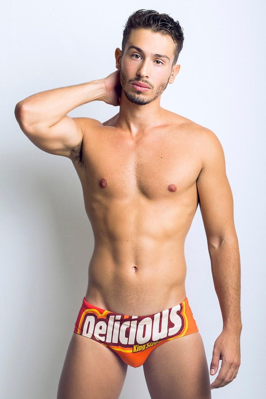 Juicy Spanish Models posing for Adrián C. Martín