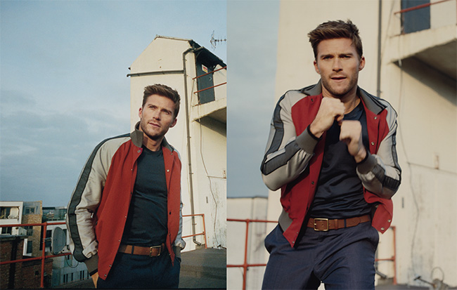 The Big Style Issue starring by Actor Scott Eastwood in the new Gentlemen's Quarterly magazine GQ Australia shot by Tom Craig.