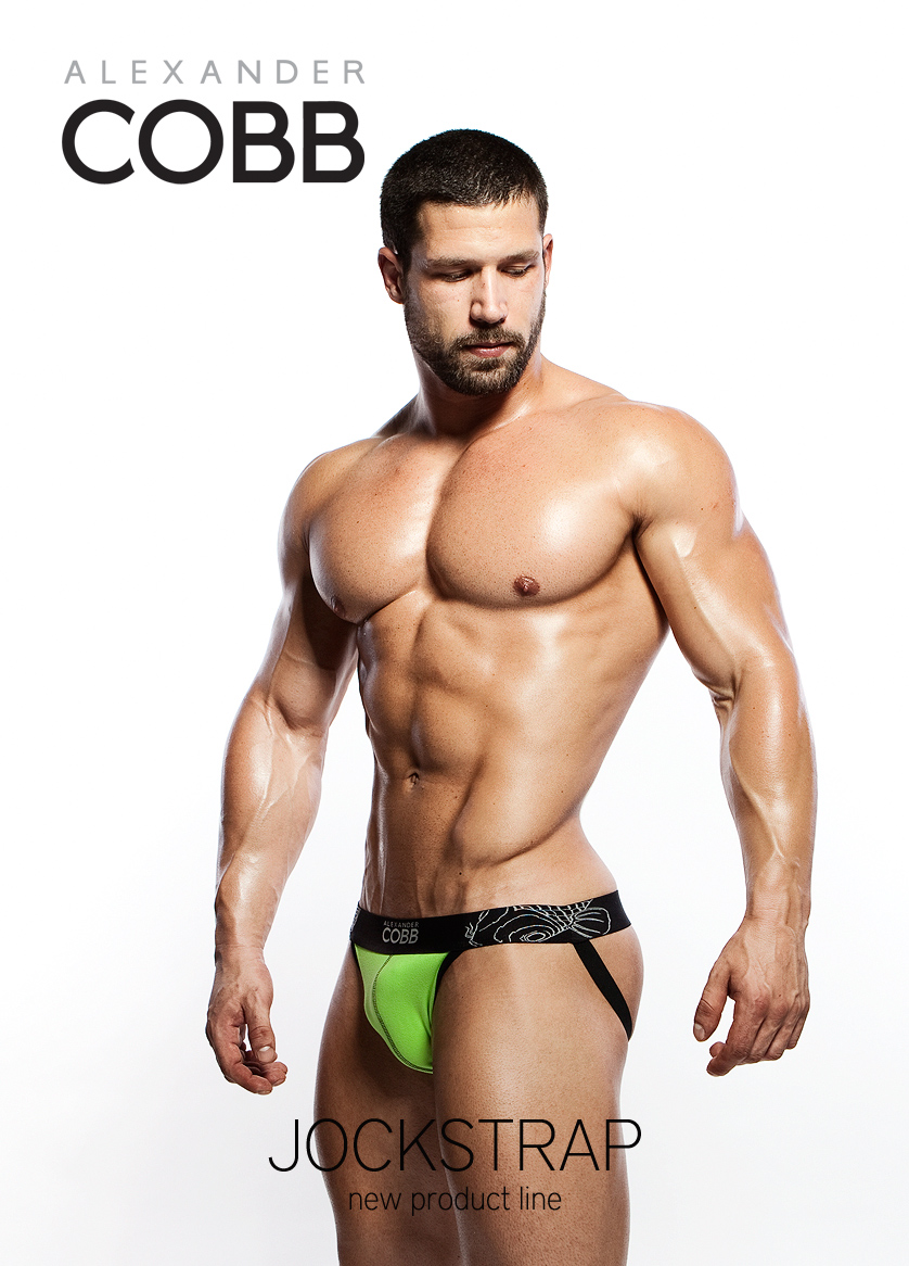 Originally invented as an underwear for bike jockeys, jockstrap cut has become more and more popular those days. Alexander COBB® jockstrap combines sport function-based design with modern fashion trends. Great for athletes and for active men who choose to wear them as daily underwear. Great fit and bottom lift.