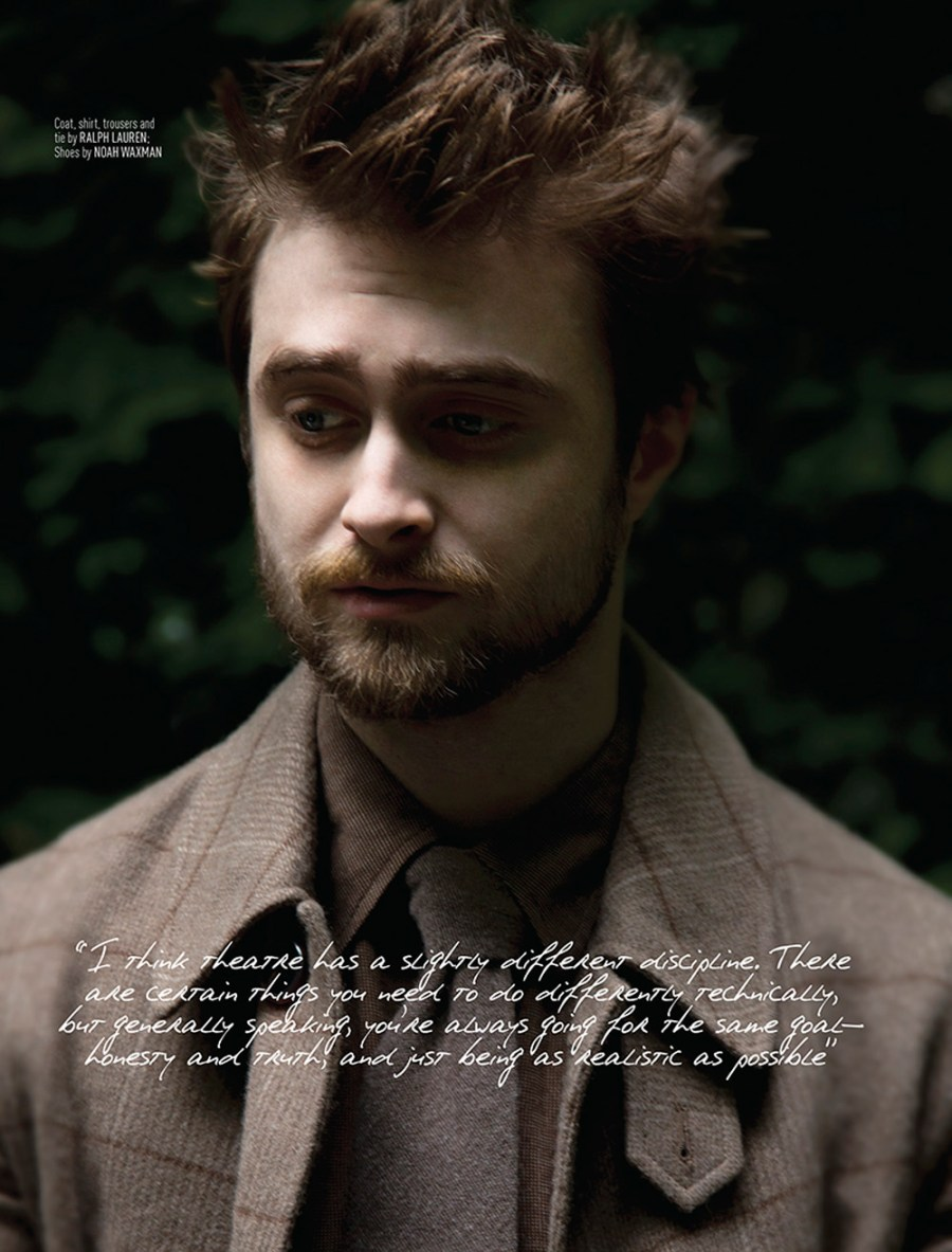 Daniel Radcliffe by Karl Simone for August Man Malaysia (4)