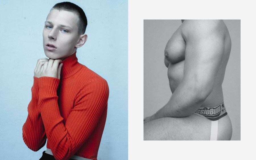 King Kong Magazine released The Trade a work photographed by Florian Joahn featuring the struggle for acceptance in post-Soviet Russia, styled by Edem Doussou.