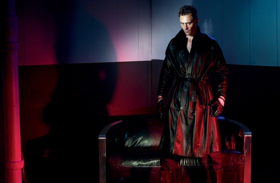 Tom Hiddleston speaks to his friend Benedict Cumberbatch for Interview October cover story. Photography by Mastermind Steven Klein and styling by Karl Templer.