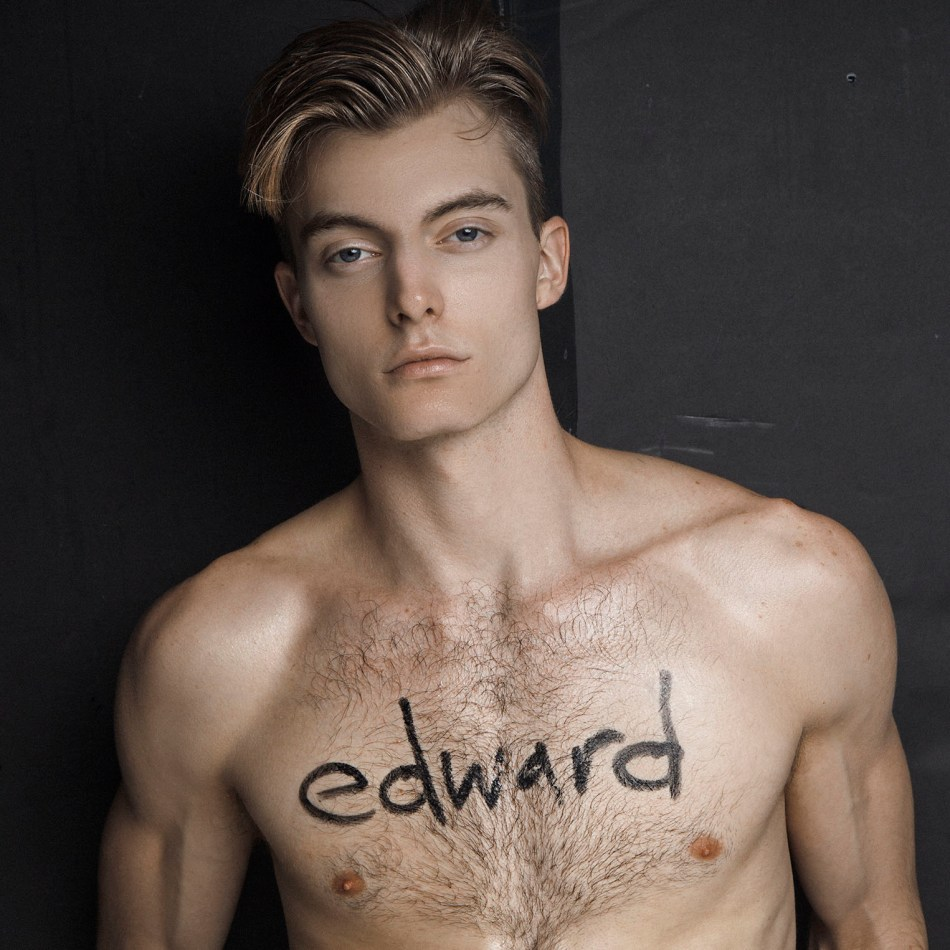The weather is getting cool around the world, so let's heat things up with Edward Alan by Rick Day