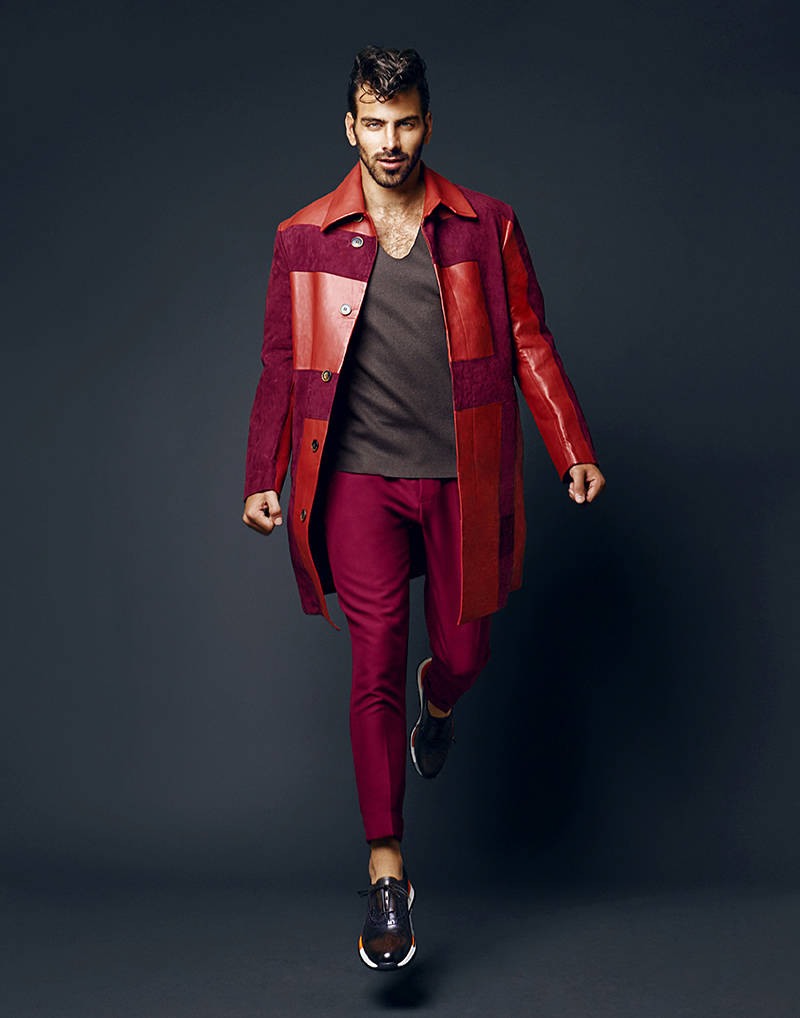 We literealy had a stylegasm when we see the new Nyle DiMarco pictures for Prestigo Hong Kong A/W 2016.