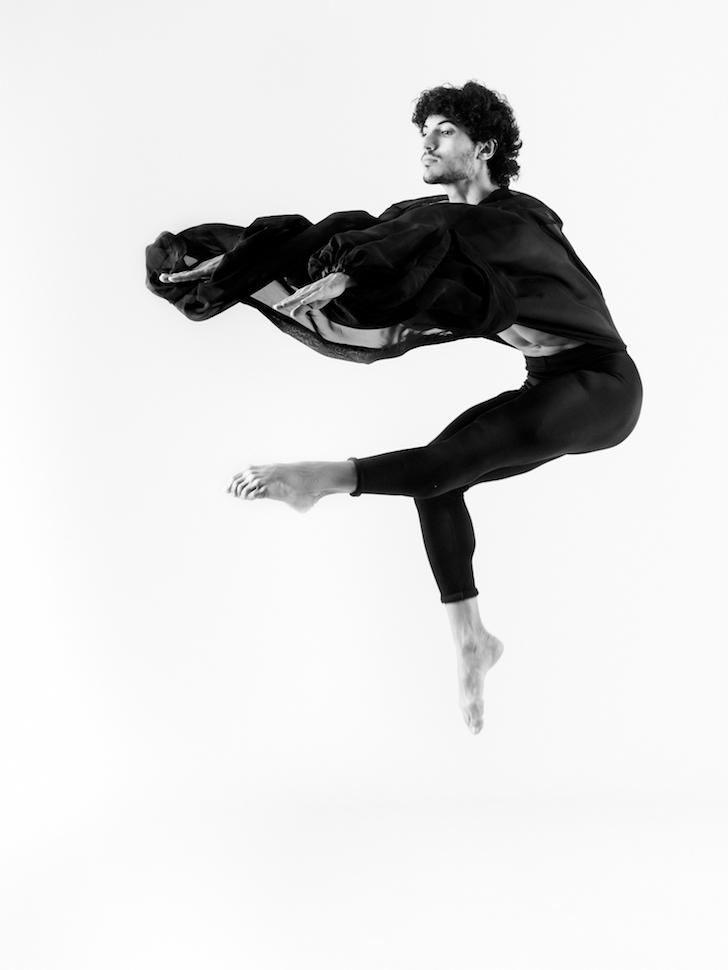 How to prepare for a Dance Shoot like Fernando Carratalá by Antonio Lozano