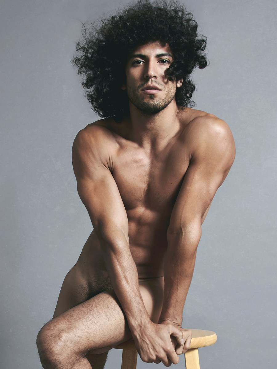 Aaron Valenzuela by J. Andre10