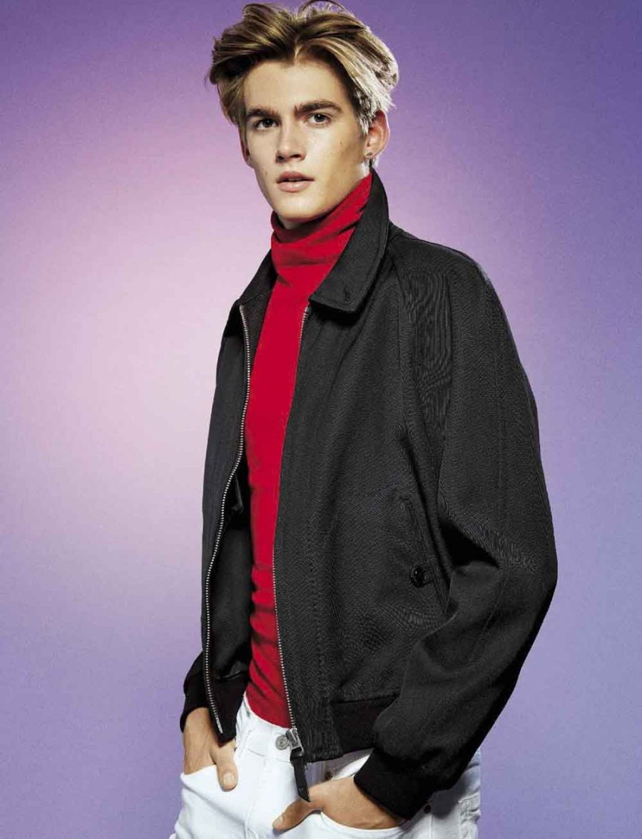 Presley Gerber by Jack Pierson7