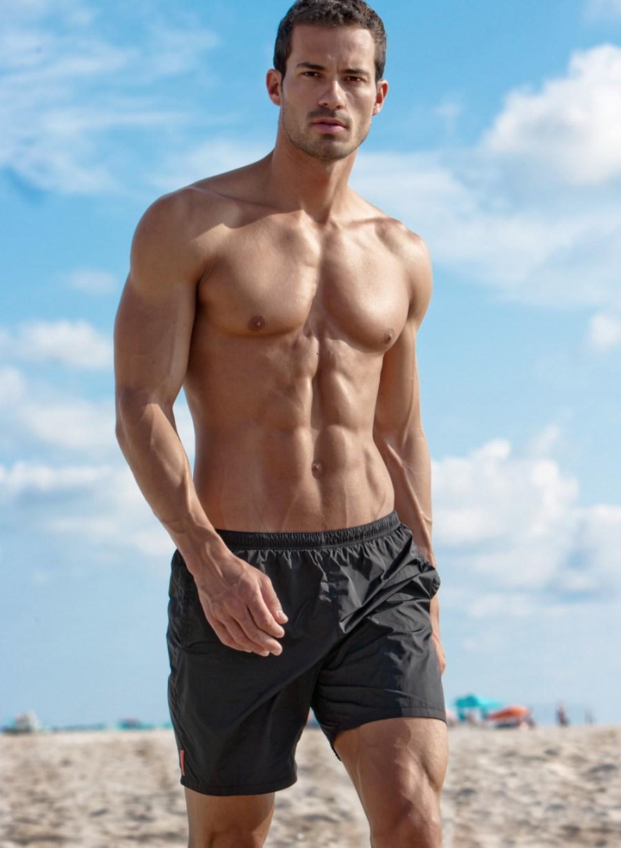 Slovakian Male Model