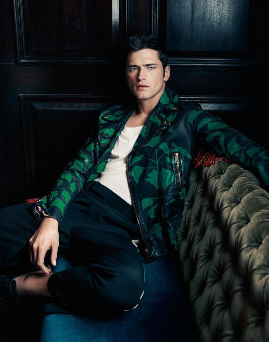 Sean OPry for Harpers Bazaar Taiwan March 20177
