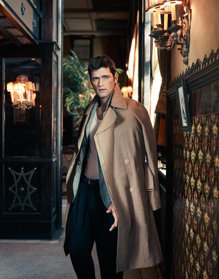 Sean OPry for Harpers Bazaar Taiwan March 20179
