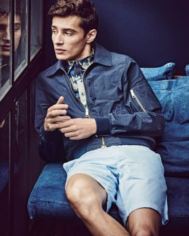 Adrien Sahores for Neiman Marcus Man April Book 201716