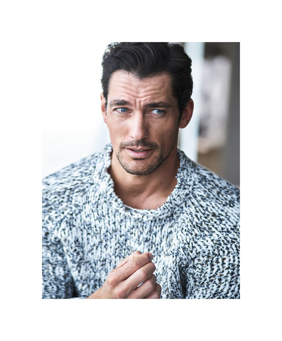 David Gandy for Codigo Unico Magazine3