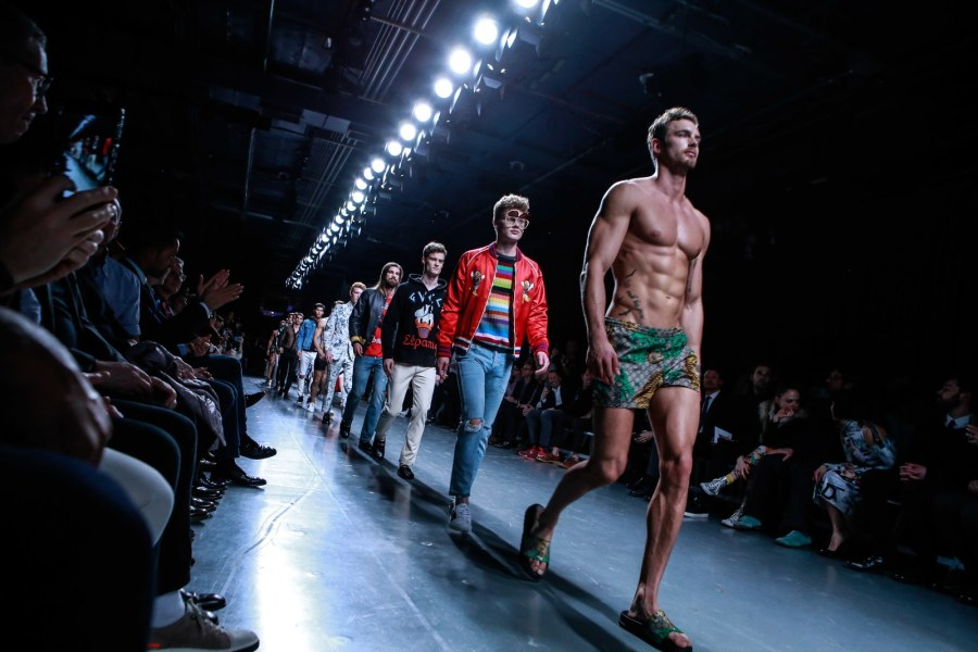 Jeffrey Fashion Cares 201712