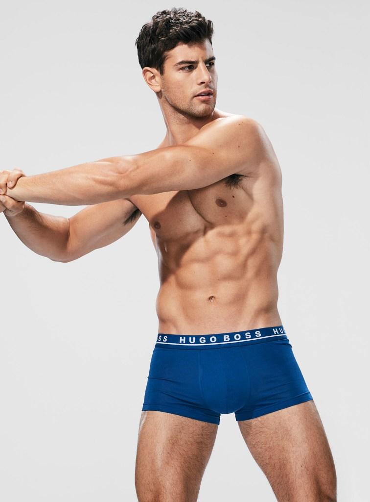 Frank Cammarata for Simons Underwear 2017 Catalogue12